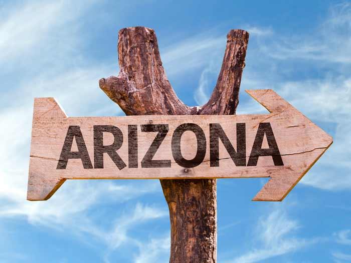 アリゾナの天気と気候、気温など