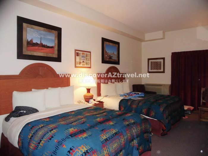 THE VIEW HOTEL のホテルの部屋