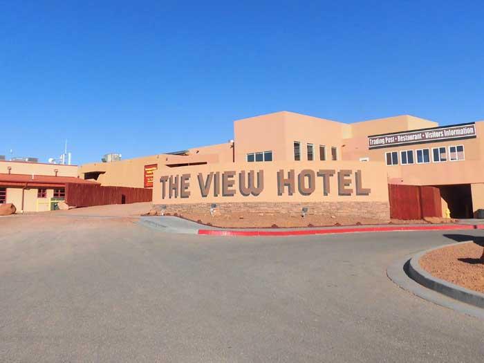 THE VIEW HOTEL(ザ・ビューホテル)の外観